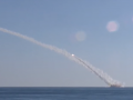 Минобороны РФ обнародовало видео пуска крылатых ракет в Сирии