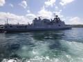 В оккупированном Крыму военные ЧФ учились уничтожать воздушные цели