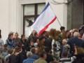 Захватчики Луганской ОГА: Нам нужен губернатор, а не здание