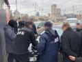 ГБР задержало инспектора полиции на взятке в 10 тыс гривен