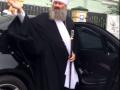 Киевская полиция остановила автомобиль митрополита за нарушение ПДД