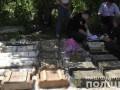 На Ровенщине обнаружен крупный схрон боеприпасов
