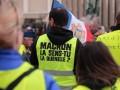 На протесты во Франции вышли менее четырех тысяч человек