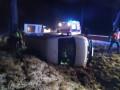 Микроавтобус с украинцами попал в ДТП в Польше