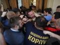 Полиция расследует штурм Львовской мэрии