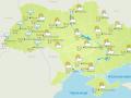 Во Львове - дождь, в Одессе - солнце: прогноз погоды на 14 ноября