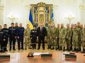 Враг боится Черной бригады: Порошенко наградил военных 72-ки за бои под Авдеевкой