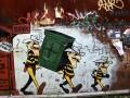 Афины - новая столица искусства граффити