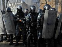 В полках спецназначения полиции Киева работают 185 экс-беркутовцев