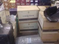 В Киеве нашли склад поддельного виски на 5 млн