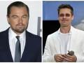 Брэд Питт и Леонардо Ди Каприо снимутся у Тарантино