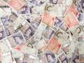 За две минуты британский фунт подешевел на 6%