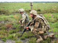 На Донбассе ранения получили четыре бойца ВСУ