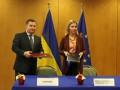 Полторак и Могерини подписали соглашение в оборонной сфере между Украиной и ЕС