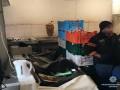 В Киеве ликвидировали подпольный цех мясных заготовок для шаурмы