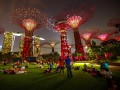 Фантастические деревья: ФОТО самого современного парка мира