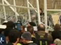На границе Греции и Македонии полиция применила слезоточивый газ против мигрантов