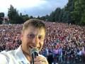 Алексей Гончаренко побеждает как мажоритарщик в Одесской области