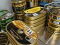 Россия сняла запрет на поставки шпрот из Латвии и Эстонии