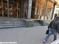 В Укрнафте объяснили, зачем обнесли здание железной решеткой