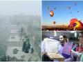 Хорошие новости 16 ноября: снег в Украине, матрешки в небе и пицца в роли невесты