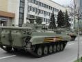 ОБСЕ насчитала на параде ДНР 21 единицу тяжелого вооружения