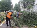 Непогода оставила без света часть района в Крыму