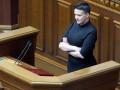 """Савченко извинилась перед Хомчаком за """"труса и недостаточно умного командира"""""""