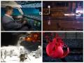 Неделя в фото: открытие Европейских игр, наводнение в Тбилиси и пожар на нефтебазе