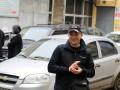 В Одессе стреляли в экс-лидера Правого сектора
