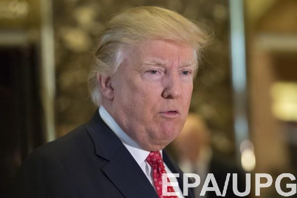 Трамп сравнил США с нацистами