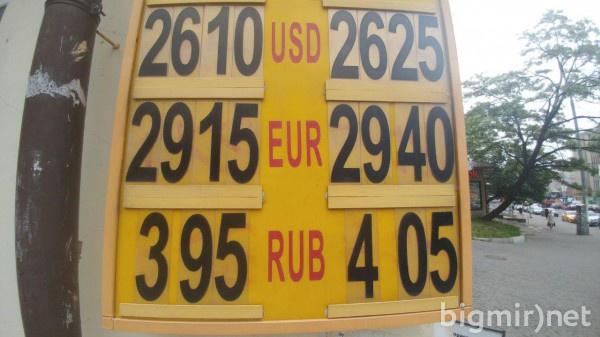 Во вторник утром, 21 мая, доллар на теневом рынке можно купить по 26,25 грн