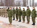 Канадские инструкторы начали обучение украинских саперов в Каменце-Подольском