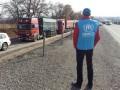 ООН восстанавливает поставки гуманитарной помощи в Луганск