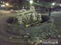 Во Львовской области гранатой подорвали фонтан
