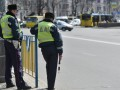 В Киеве неизвестные обстреляли пост ГАИ
