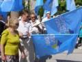 ВВС Україна: Партия регионов. Бело-синие начинают - и?...