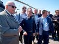 Главы МИД Украины и Германии прилетели в Мариуполь
