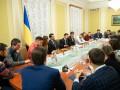 Зеленский встретился с участниками Евромайдана