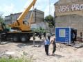 Десятинный переулок снова застраивают: киевляне объявляют войну (ФОТО)