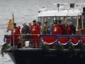 Флотилия на Темзе в честь Елизаветы II попала в книгу рекордов Гиннесса