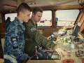 Курсанты ВМС Украины прошли стажировку на патрульных катерах типа