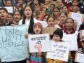 Индию всколыхнула новая волна протестов из-за насилия над пятилетней девочкой