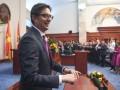 В Северной Македонии состоялась инаугурация нового президента
