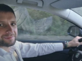 Нардеп Парасюк протаранил Audi A6 во Львове