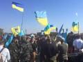 Блокирование Крыма: активисты выдвинули России требования