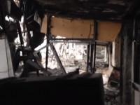 В сети появилось архивное видео из Донецкого аэропорта