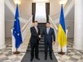 Киев и ЕС подписали соглашение о транше на €1 млрд