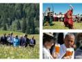 День в фото: лидеры G7 прогулялись в лесу и выпили пива