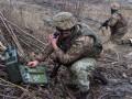 Сепаратисты за сутки пять раз обстреляли военных